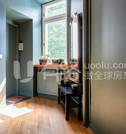 波蘭-Warsaw Paris Apartment