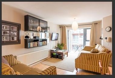 爱尔兰-都柏林中心现代公寓