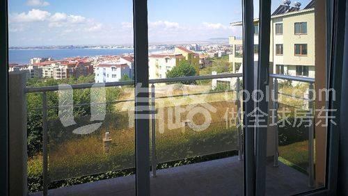 保加利亞-300m Ocean View Apartment