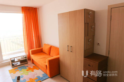 保加利亚-日出湾山海公寓