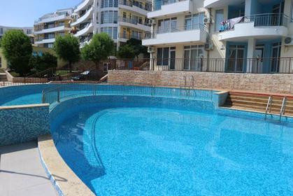 保加利亚-阳光沙滩海景公寓