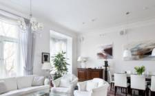 Finland-Downtown Hardcover Apartment
