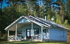 芬蘭-Private beach home