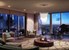·超高层豪华公寓