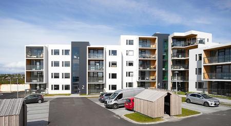 冰岛-5号高层公寓