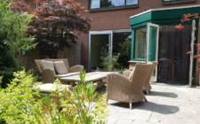 Netherlands-Luxury garden villa