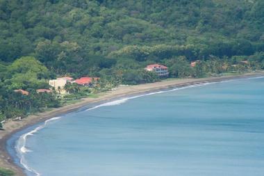 哥斯达黎加-海滨度假房