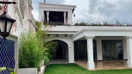 危地马拉-四合院式古楼