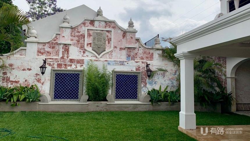 危地马拉-北欧风别墅