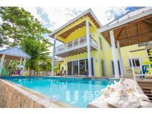 洪都拉斯-海滨度假房