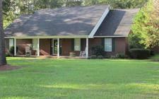 Georgia-Brick house