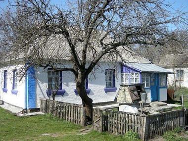 乌克兰-舒适田园房
