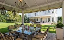 波蘭-American Villa with Garden