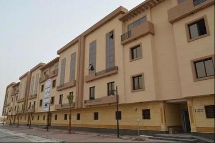 沙特阿拉伯-豪华中型公寓