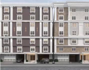 沙特阿拉伯-现代化豪华公寓