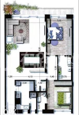 阿曼-Hardcover apartment near golf course