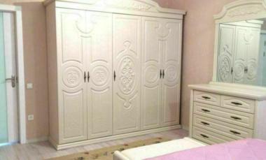 乌兹别克斯坦-粉色梦幻一居室