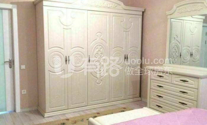 Uzbekistan-Pink dreamy one bedroom