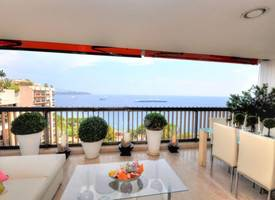·Exclusive wide sea view apartment