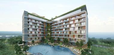乌干达-乌干达1卧1卫新开发的房产