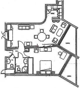 摩纳哥-近海精致公寓
