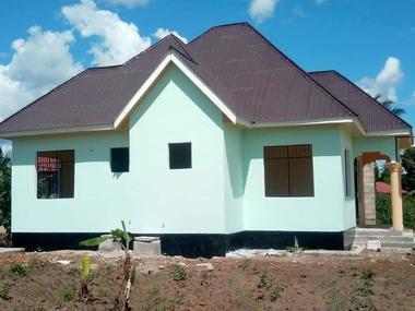 坦桑尼亚-精彩绝伦的房子