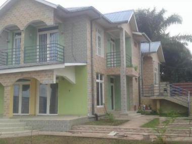 刚果-别墅金沙萨