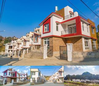 尼泊尔-Mero City Apartment