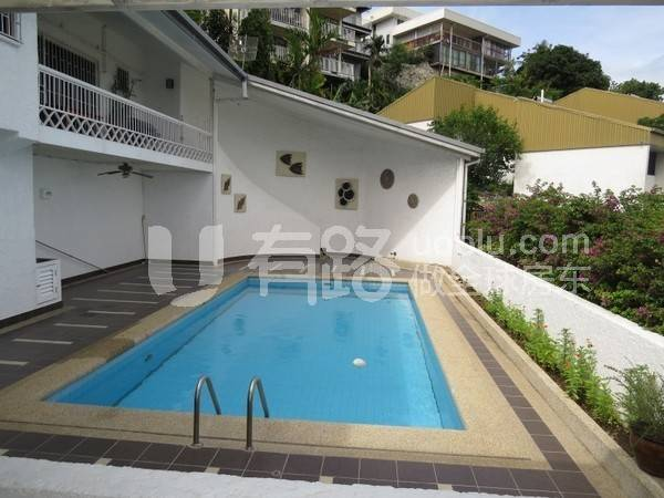 Papua New Guinea-Apartment with pool