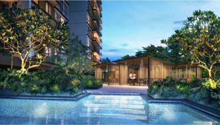 新加坡新加坡-新加坡 Parc Esta 东景苑(D14邮区 友诺士)