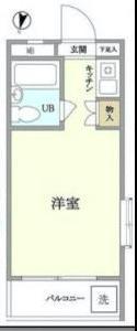 日本-东京 练马区 公寓 | 离车站5分钟小户型投资房源