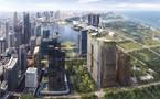 新加坡新加坡-新加坡 Marina One Residences 滨海盛景 (D01 邮区 滨海湾)