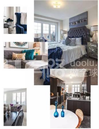 カナダトロント-Markham Luxury Townhouse - SWAN PARK, only 800,000