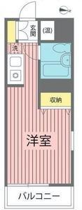 日本-东京 墨田区 公寓   晴空塔附近的小房源 低价格