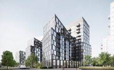 加拿大多倫多-[Tretti Condo] A new building project next to the Wilson Metro Station in North York, next to Yorkdale, with direct access to the University of Toronto and York University!
