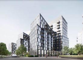 多倫多·[Tretti Condo] A new building project next to the Wilson Metro Station in North York, next to Yorkdale, with direct access to the University of Toronto and York University!