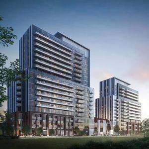 加拿大多伦多-Menkes 2019春季大盘-旺市Mobilio公寓及镇屋,旺市的交通枢纽,5分钟步行到地铁站,强强联手,打造未来新城
