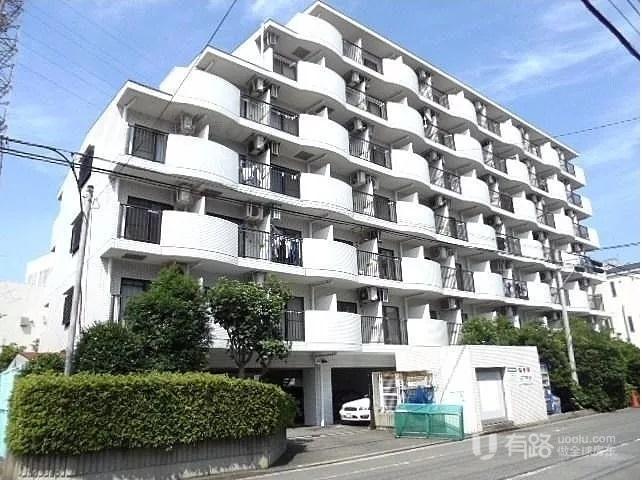 日本横滨-神奈川县 横滨  公寓 | 低价!2线2车站可使用 日本人最理想居住地之一!