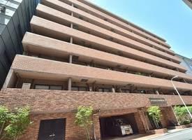 ·东京 中央区 公寓   6个车站4条线路可以使用,两室一厅高层公寓环境优越
