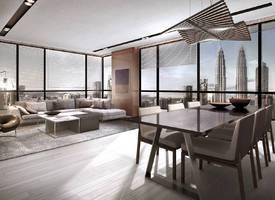 吉隆坡·如玛服务公寓