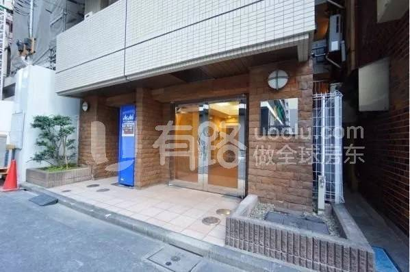 Japan-Tokyo Chiyoda Apartment   Yamanote Line Akihabara Walking 5 minutes! The area where the palace is located, the room type structure is good, dry and wet separation