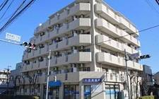 日本-Tokyo Adachi Apartment | 540,000 investment 6 floors to build a small apartment with tenants