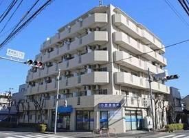 ·东京 足立区 公寓   54万投资6层建 小户型房源已有租客