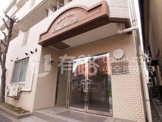日本-Tokyo Adachi Apartment | 540,000 investment 6 floors to build a small apartment with tenants