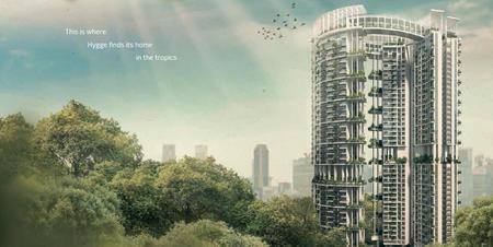 新加坡新加坡-新加坡 The Gazania 迎昕园(D19邮区 巴特礼)