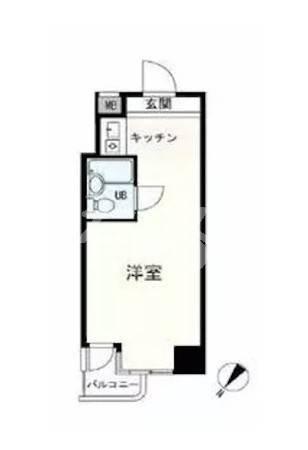 日本-Tokyo Central District Apartment Close to Ginza as long as 1.2 million, 4 minutes from Higashi-Ginza Station