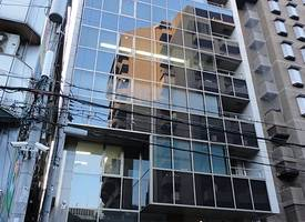 大阪·An office building land plus property for sale - in the heart of Osaka's busiest business district