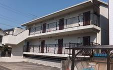 日本-Has been on a two-story building for sale in a full-room rental