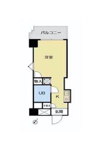 日本-埼玉县 川口市 公寓 | 56万低价房源,人家泡方便面,你已经走到车站
