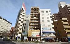 Japan-Tokyo Yeouido District Apartment | One minute walk from the station! Less than 1 million next to the flower garden